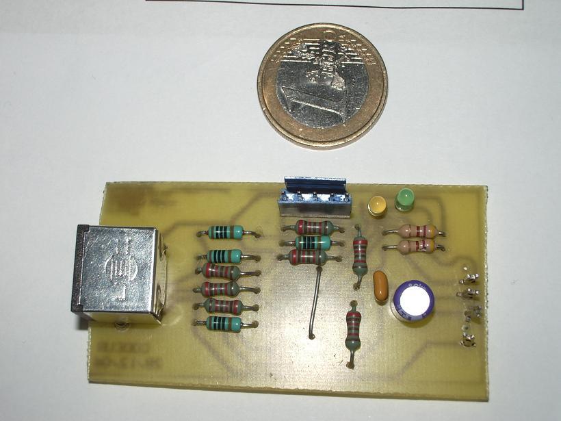 Photographie 3 du chiffreur PS/2